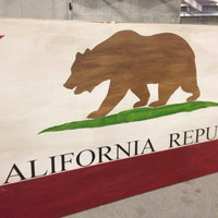 "California Flag- BIG 24""x48"""