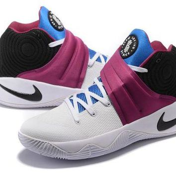 DCCK Nike Kyrie Irving 2 'Wallace' Basketball Shoe