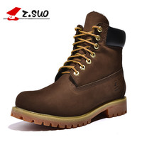 Leather Waterproof Camping Boots