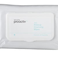 Proactiv+ Makeup Cleansing Wipes, 90 Count