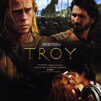 Troy 11x17 Movie Poster (2004)