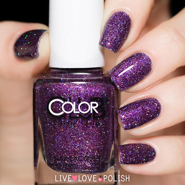 Who Sells Color Club Nail Polish: Color Club Gift Of Sparkle Nail Polish From Live Love Polish