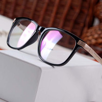 Fashion Style Alloy Vintage Glasses Women Eyeglasses Frame Reading Glasses Optical Glasses Frame Computer Oculos Gafas