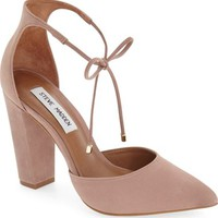 Steve Madden 'Pamperd' Lace-Up Pump (Women) | Nordstrom