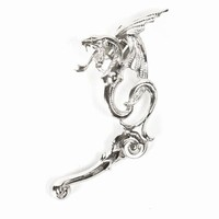 RODARTE METAL DRAGON EARRING - WOMEN - JUST IN - RODARTE - OPENING CEREMONY