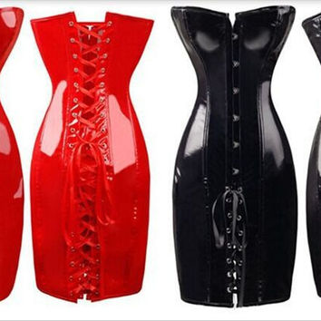 shop pvc dresses on wanelo