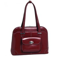 McKleinUSA AVON Leather Ladies' Briefcase