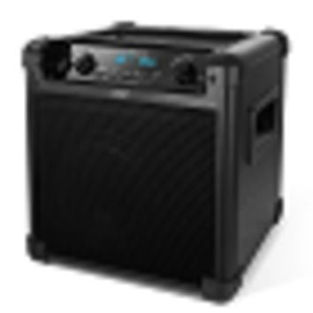 Ion Tailgater iPA77 Bluetooth Portable Speaker System w/3.5mm Input, AM/FM Radio, USB Port - 50 Hr Battery