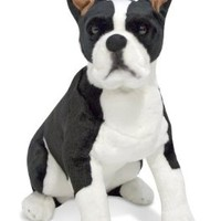 Melissa & Doug Boston Terrier Plush