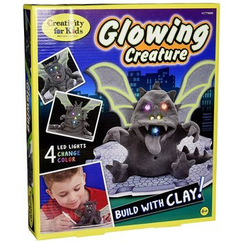 Creativity for Glowing Creature