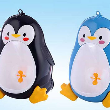Choice of Penguin Toddler Potty Training Urinal