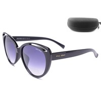 Perfect Miu Miu Women Fashion Popular Summer Sun Shades Eyeglasses Glasses Sunglasses