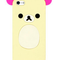 KORILAKKUMA BEAR IPHONE CASE - SHOP JEEN
