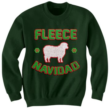 FLEECE NAVIDAD CHRISTMAS SWEATER MERRY CHRISTMAS FUNNY SHIRTS BIRTHDAY GIFTS CHRISTMAS GIFTS #CHRISTMAS #HOLIDAYDEALS #GREATGIFTS
