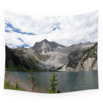 Society6 Snowmass Mountain, Colorado Wall Tapestry