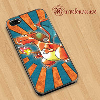 pokemon charizard Custom case for all phone case
