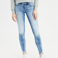 Jegging, Worn Out Blue