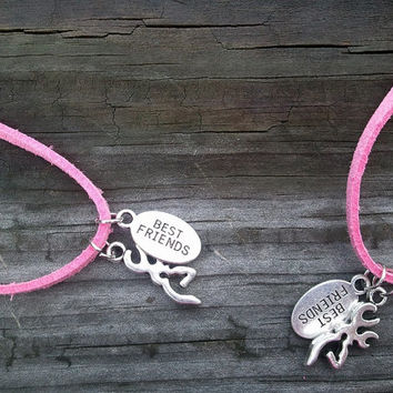 Country Girl Best Friends Necklace you pick and get (2)