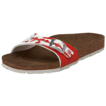 Birki's Toddler/Little Kid Menorca Cork Sandal