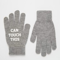 Monki 'Can Touch this' Gloves