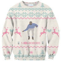 1-800-HOHOHO Sweater