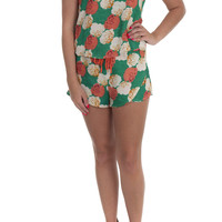 Jealous Tomato Top Cross Back Green – Famous Style by Stalhi Boutique