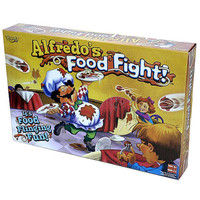 Alfredo's Food Fight! Game - Fundex - Party Games - FAO Schwarz®