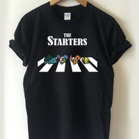 pokemon Seller Starters T-shirt Men, Women, Youth and Toddler