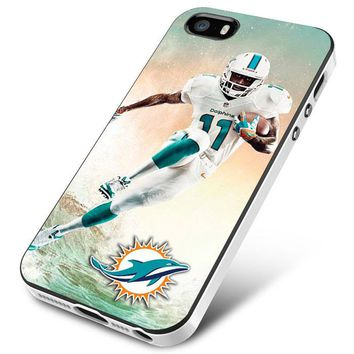 Miami Dolphins 3 iPhone 5 | 5S | 5SE Case Planetscase.com