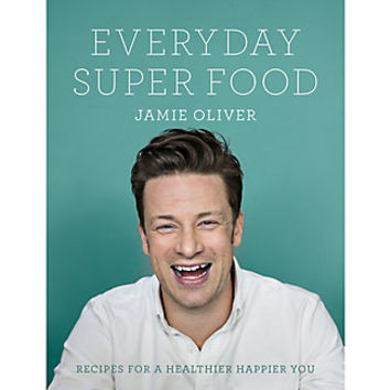 Jamie's Everyday Super Food in books at Lakeland