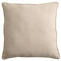 Pier 1 Imports - Product Detail - Outdoor Ivory Calliope Pillow