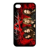 DesignerDIY Customized Cover Hot TV Series Pretty Little Liars TPU Cases For iphone 4/4s Iphone4Mar30015