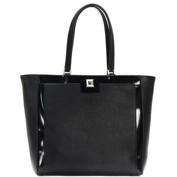Furla Women's Cortina Medium Tote Onyx