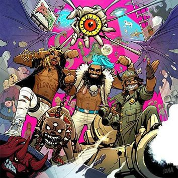 Flatbush Zombies - 3001: A Laced Odyssey [Explicit]