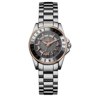Vivienne Westwood Gun Metal Grey Sloane II Watch