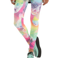 Rainbow Cat Leggings