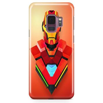 Iron Man Arc Reactor Samsung Galaxy S9 Case | Casefantasy