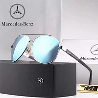Mercedes-Benz Woman Fashion Summer Sun Shades Eyeglasses Glasses Sunglasses
