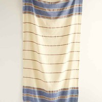 Vintage Striped Turkish Towel