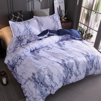 BEST.WENSD Luxury comforter bedding king full kids Reactive Printing microfiber fabric Home textiles Duvet Cover Sets  bedspread