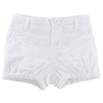 Baby Girl OshKosh B'gosh® Eyelet Shorts