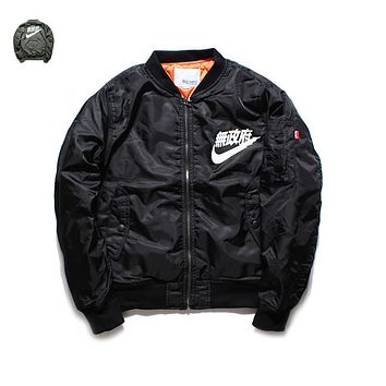 yeezus Sons of Anarchy tour MA1 Black Army Green pilot flight jackets yeezy 2016 Japan
