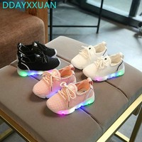 New Fashion Children Shoes With Led Light