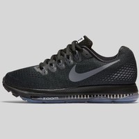 AUGUAU Nike Wmns Zoom All Out Low Black Dark Grey Anthracite White