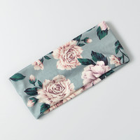 AEO Floral Headwrap, Multi
