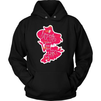 My Favorite Daughter, Gift For Mom Apparel