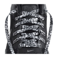 "Nike 45"" Geo Shoelaces (Black)"