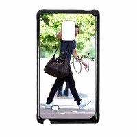 One Direction Harry Styles Hello Samsung Galaxy Note Edge Case