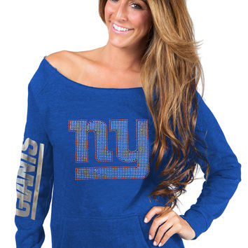 New York Giants Women's Official NFL Team Fleece