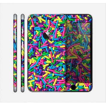 The Neon Sprinkles Skin for the Apple iPhone 6 Plus